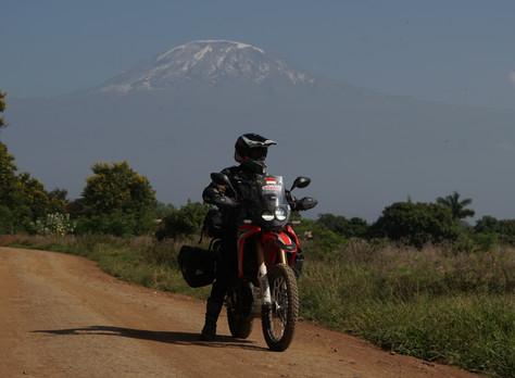 More closer with icon of Tanzania