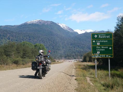 Menjelah rute Carretera Austral - Chile