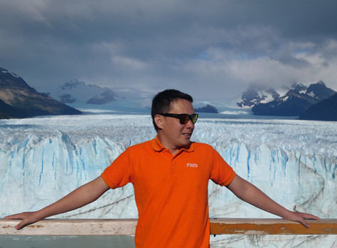 Melihat Glacier Perito Moreno yang spektakuler di Argentina