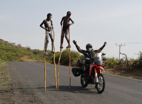 Land of origins, Ethiopia