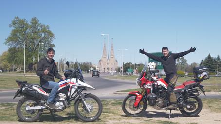 Sambut Musim Semi dengan sunmori di Argentina.