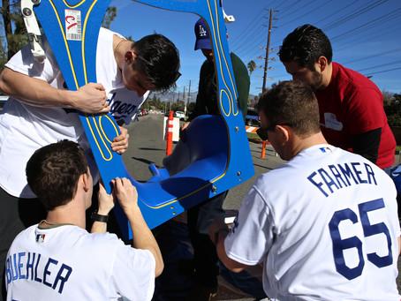 Los Angeles Dodgers Community Tour