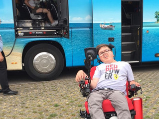 Die zeka bezahlt den Bus für die Abschlussreise in den Europapark nach Rust