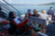 Zum Geburtstag auf dem Zürichsee