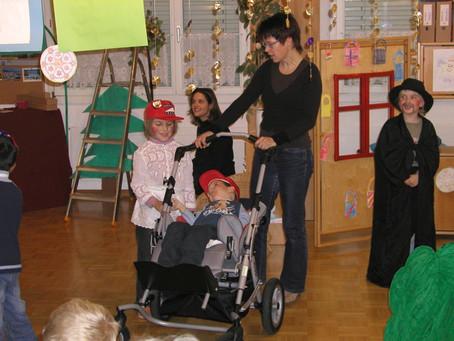 Klassenassistenz im Kindergarten