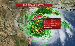 Hurricane Harvey Fri, Aug 25