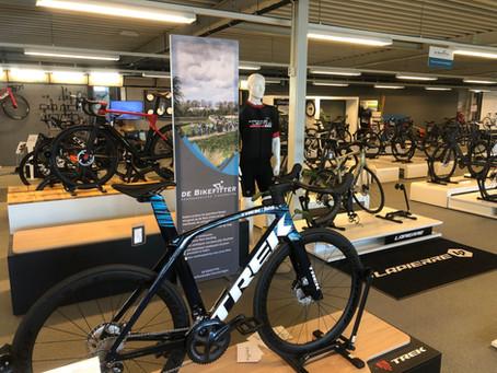 de Bikefitter x Kroone Liefting