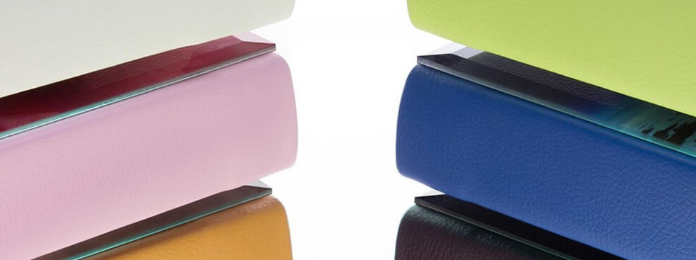 Leatherette color variety