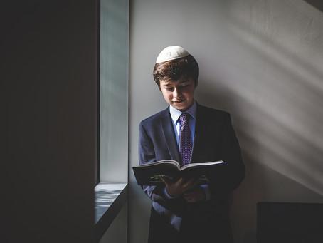 Bar Mitzvah documentary coverage: Avi B. at Aventura Chabad; Aventura, FL