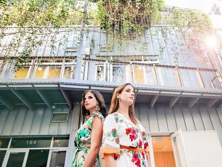 Daniela Millan Designs: Owners photoshoot at Design District, FL