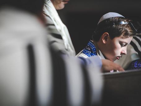 Bar Mitzvah documentary coverage: David K. at Aventura Chabad South, Aventura FL