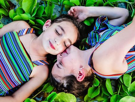 Family photoshoot: Evelyn & Family at Dania Beach, FL