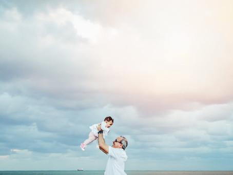 Family portrait session: Irene & Maia photography in Dania Beach, Fl