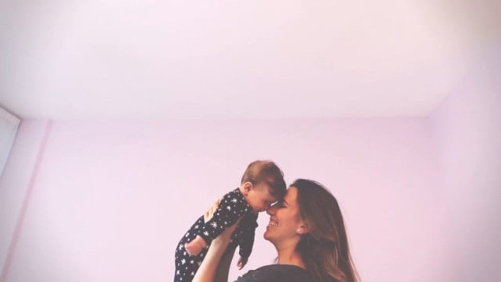 Mother's Day promo for the brand NOOMIE, documenting a new mom throughout her end of the day routine with her daughter!