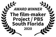 AWARD WINNER - The film-maker Project PB