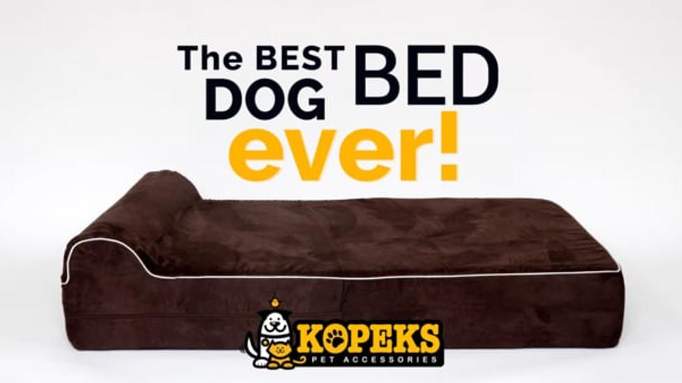 Sofa Lounge XL Dog Bed for Amazon