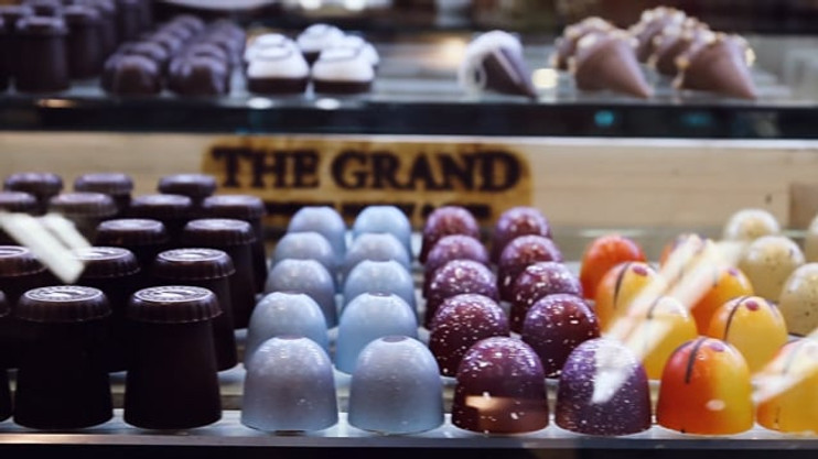 """2 short commercial videos we created for the new and high-end gourmet market located in Sunny Isles, FL, named """"The Grand""""."""