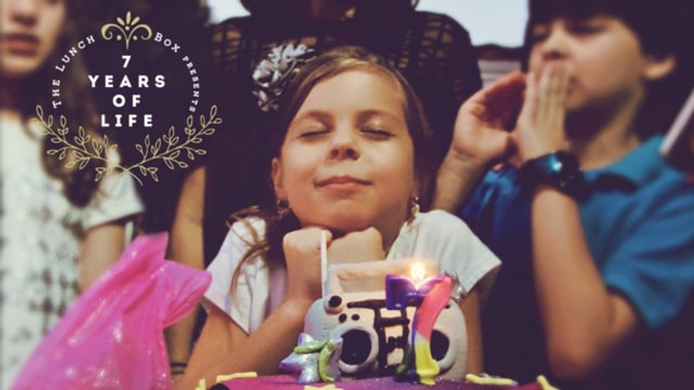 """An observation on happiness, friendship and life through the eyes of a 7 years old girl during her birthday party. Along the lines of the original series """"A day in the life of"""" by The Lunch Box Studio, with small documentary pieces / personal narratives about kids!"""
