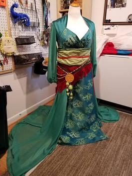 Cosplay - Yu'lon Dress
