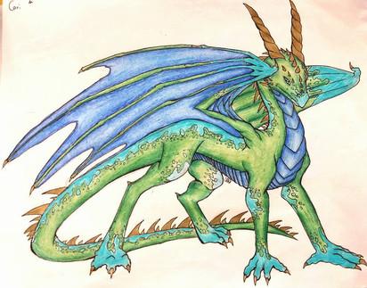 Serpentine Dragon (2015)