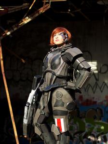 N7 Foam Armor