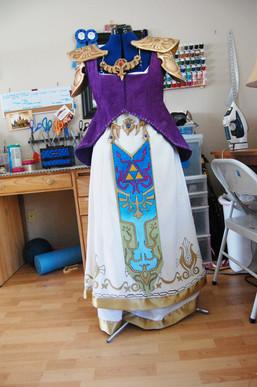 Cosplay - Zelda Dress