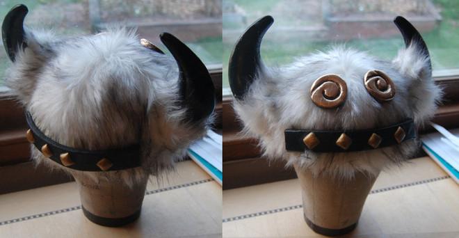 Repurposed Viking Helm