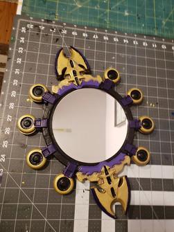 Tamamo no Mae Mirror - Fusion 360