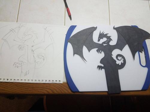 Tab Mechanism Dragon