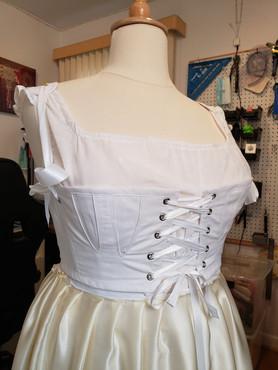 Cosplay - Sakizo undergarments