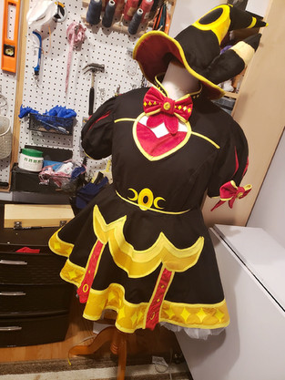 Cosplay - Witch Umbreon