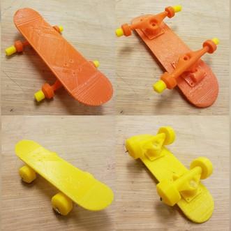 Prototyping - Mini Skateboards