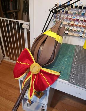 Umbreon's Broomstick