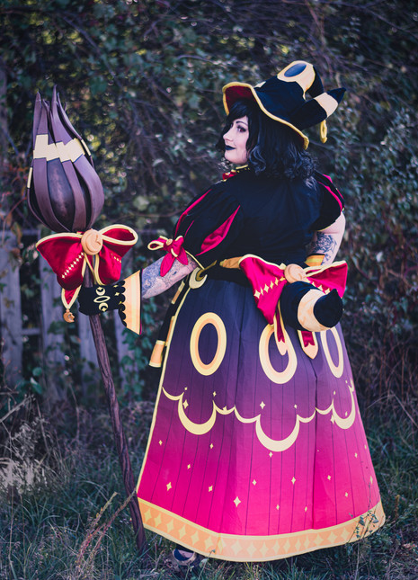 Cosplay - Witch Umbreon - Taigakunn