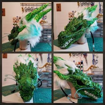 Yu'lon Mask