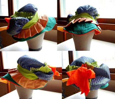 Crazy Bonnet