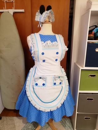 Original Design - 50's housewife Marill