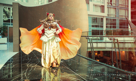 Cosplay - She-ra - Hannah Alexander Design