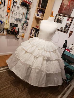 Cosplay - Orgnady Petticoat