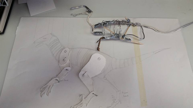 Deinonychus Research