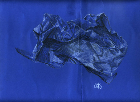 Crinkled Paper (2010)