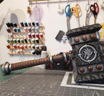 Thrall's Doomhammer