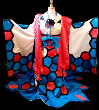 Milotic Kimono - Front