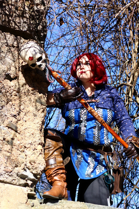 Cosplay - Dragon Age Warden