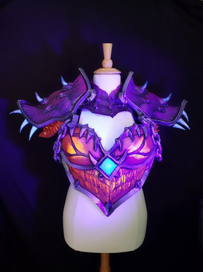 Onyxia Chestplate