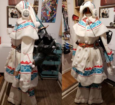 Costume - Lagombi Armor