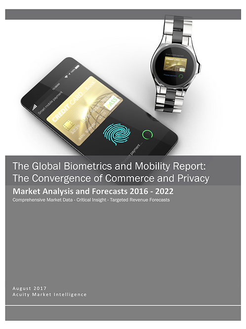 The Global Biometrics and Mobility Report