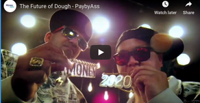 "The Future of Dough – ""Pay by Ass"""