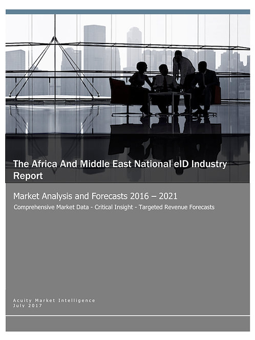 The Africa Middle East National eID Industry Report