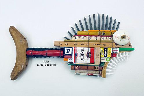 Spice, Large PaddleFish